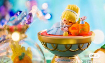 承包你的公主夢! 甜美「迪士尼公主水晶球」陪你進入夢鄉 「香甜睡顏」跟佈景激發少女心!